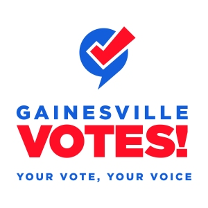 Gainesville Votes! CMYK
